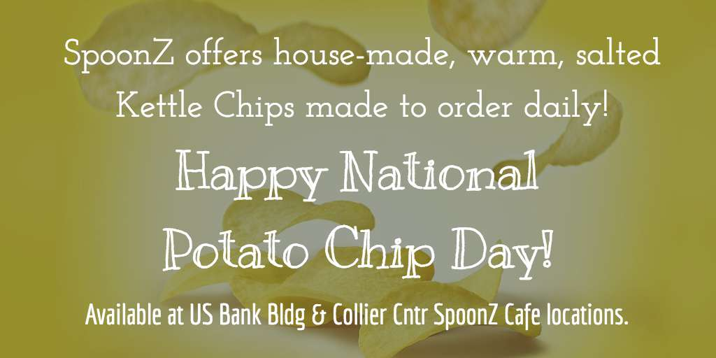 National Potato Chip Day Wishes for Whatsapp