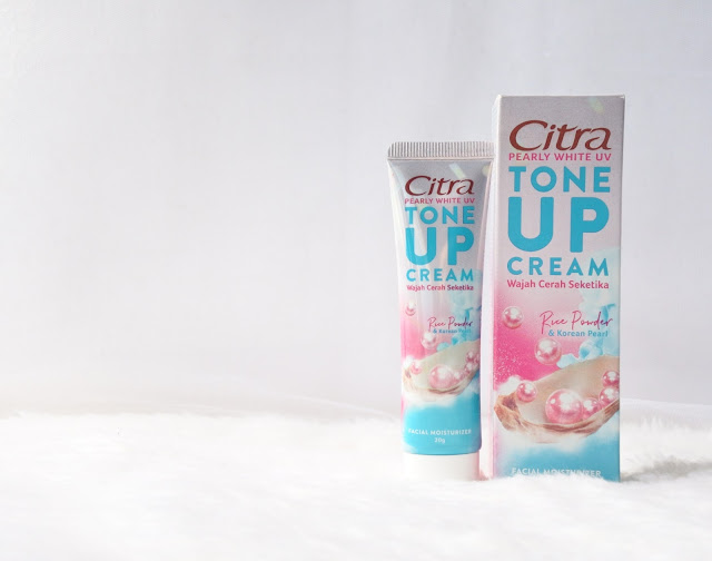 Citra Pearly White UV Tone Up Cream