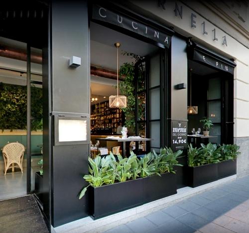 restaurante italiano madrid