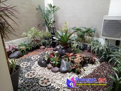 15 Desain Taman Kering Indoor Outdoor Praktis