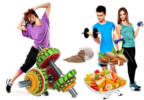Todo lo que debes comer y tomar cuando vas a hacer ejercicio