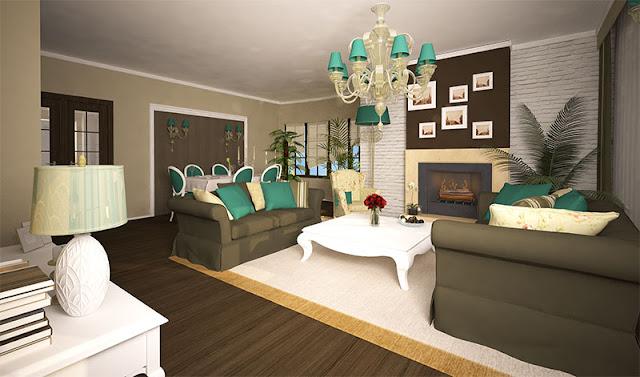 Design de interior case apartamente - Servicii Design Interior - Amenajari Interioare