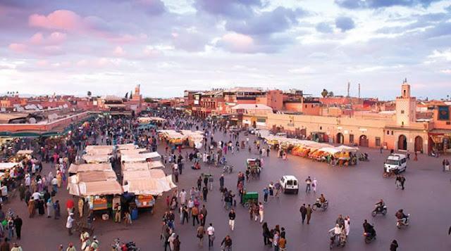 السياحة في المغرب في افضل مناطق مراكش