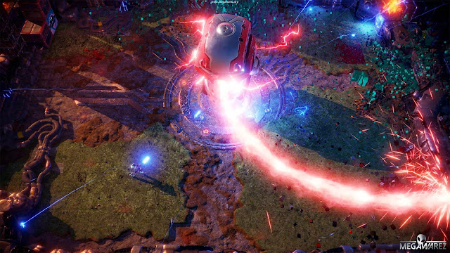 Nex Machina pc imagenes