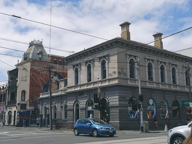 ジョンソン・ストリート(Johnston Street)