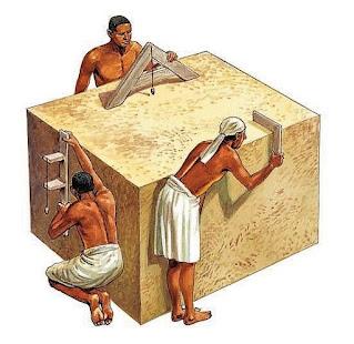 L'abilità matematica della civiltà Egizia, riassunto per la scuola
