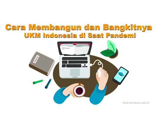 Begini Cara Bangkitnya UKM Indonesia di Saat Pandemi
