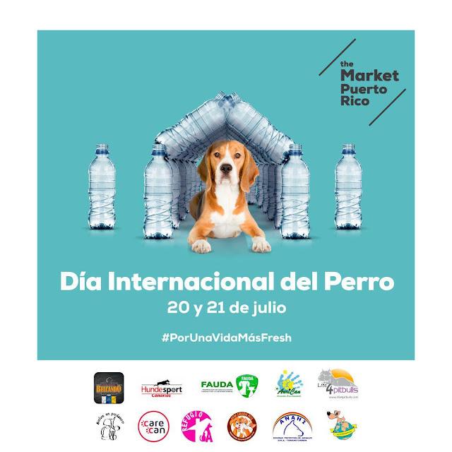 EVENTO EN PUERTO RICO DIA INTERNACIONAL DEL PERRO