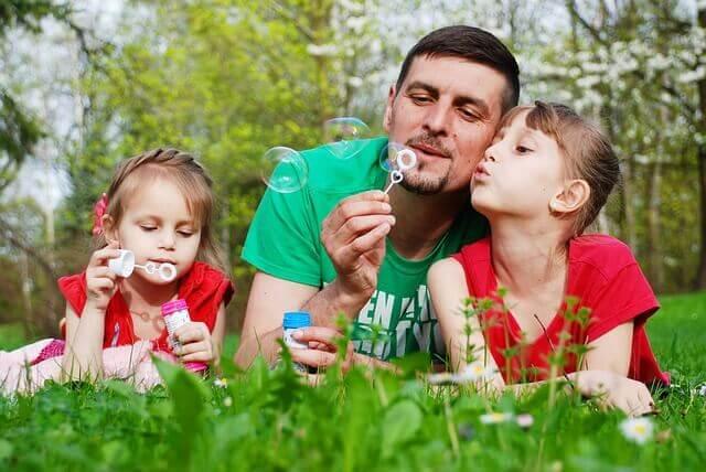 Activités d'été pour parents et enfants
