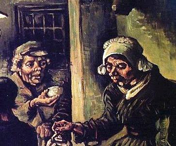 Ricardo Reina Martel: Vicent Van Gogh y los Comedores de Patatas