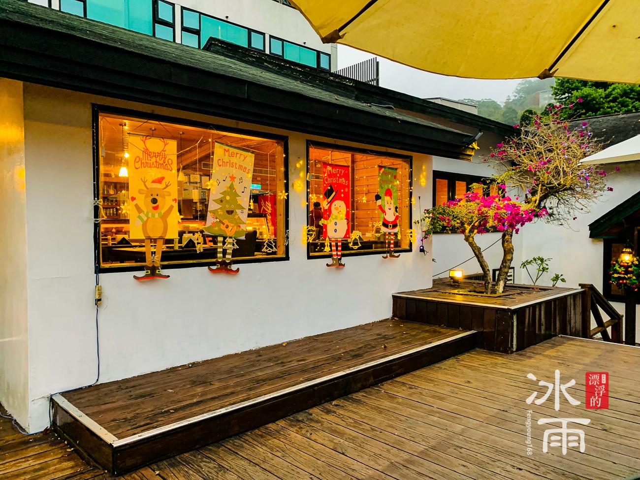 泰安湯悅溫泉會館|餐廳外觀