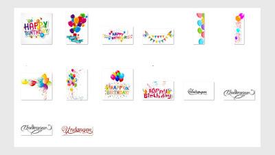 Undangan ulang tahun anak