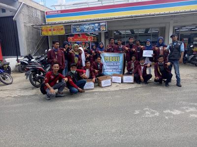 Peduli Korban, Pendamping PKH Tanggamus Galang Dana Bencana Tsunami Lamsel