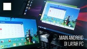 Menampilkan Layar Android di PC