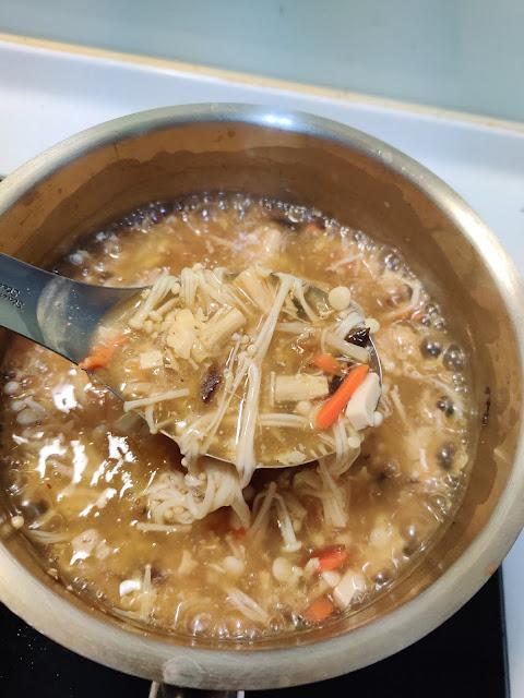 全聯 上口美食 酸辣湯