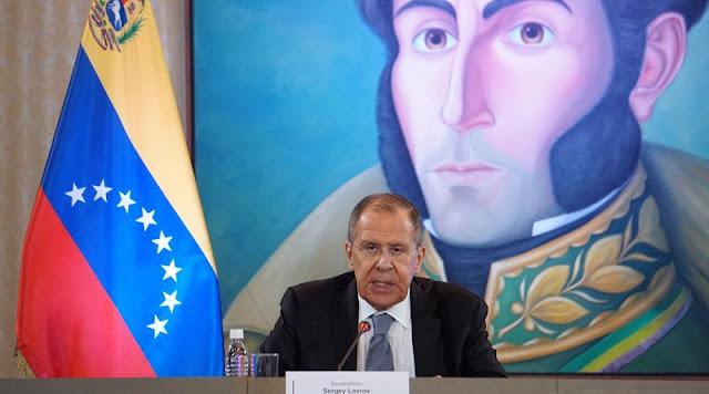 RUSIA DISPUESTA A APOYAR EL PROCESO DE DIÁLOGO ENTRE EL GOBIERNO Y OPOCITORES VENEZUELA