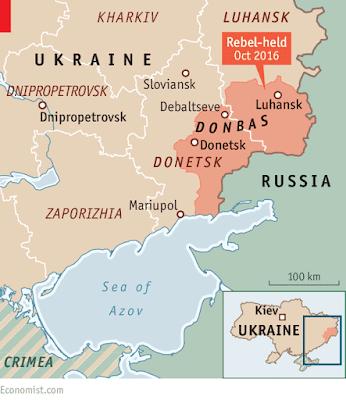 Russia will intervene & it will mean the 'end of Ukraine'