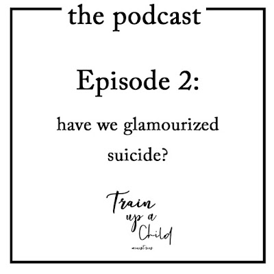 talking about suicide with our kids