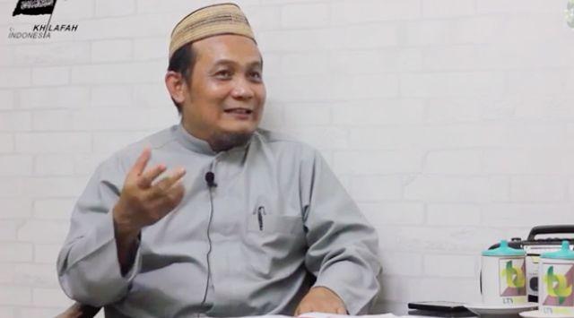 Ismail Yusanto Dipolisikan, Mantan Bocorkan Rahasia HTI