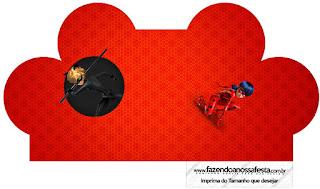 Miraculous Ladybug Heart Shaped Open Box.