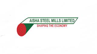 careers@aishasteel.com - Aisha Steel Mills Ltd ASML Jobs 2021 in Pakistan