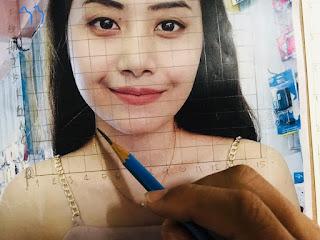 เรียนวาดรูปคน สอนวาดรูป