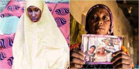 Please Don't Let Boko Haram Kill My Daughter - Leah Sharibu's Mother Cries