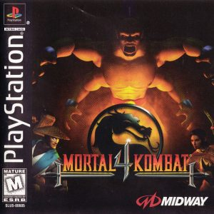 Download  Mortal Kombat 4 - Torrent (Ps1)
