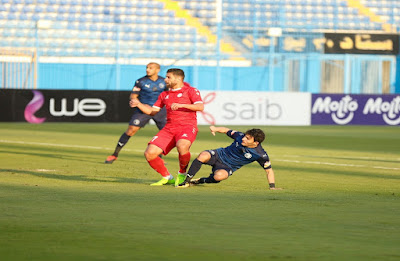 اهداف مباراة بيراميدز والعبور (4-1) كاس مصر