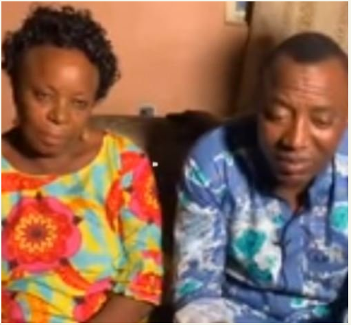 Sowore's Mother Appeals To Buhari and DSS To Release Her Son