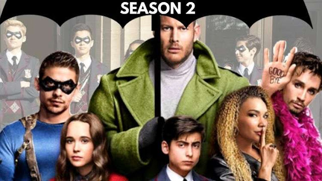 How to watch The Umbrella Academy season 2 from anywhere