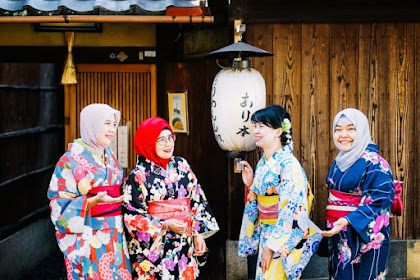 Peluang Usaha dan Bisnis Sewa Hijab Wagara di Jepang