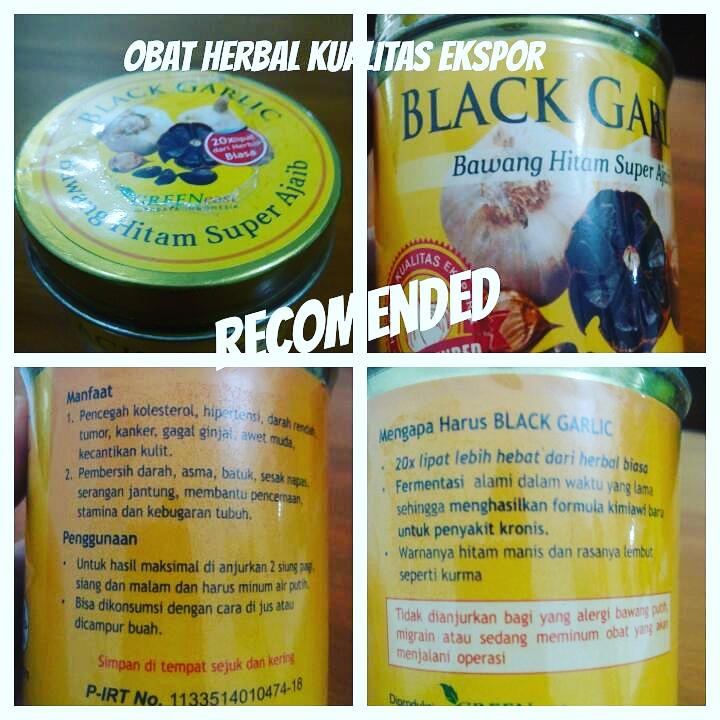 Kandungan Gizi dan Manfaat Bawang Hitam (Black Garlic) Bagi Kesehatan Yang Perlu Diketahui