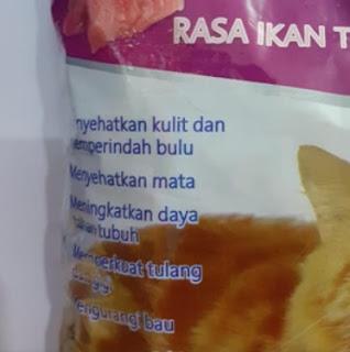 Keunggulan Makanan Kucing Excel