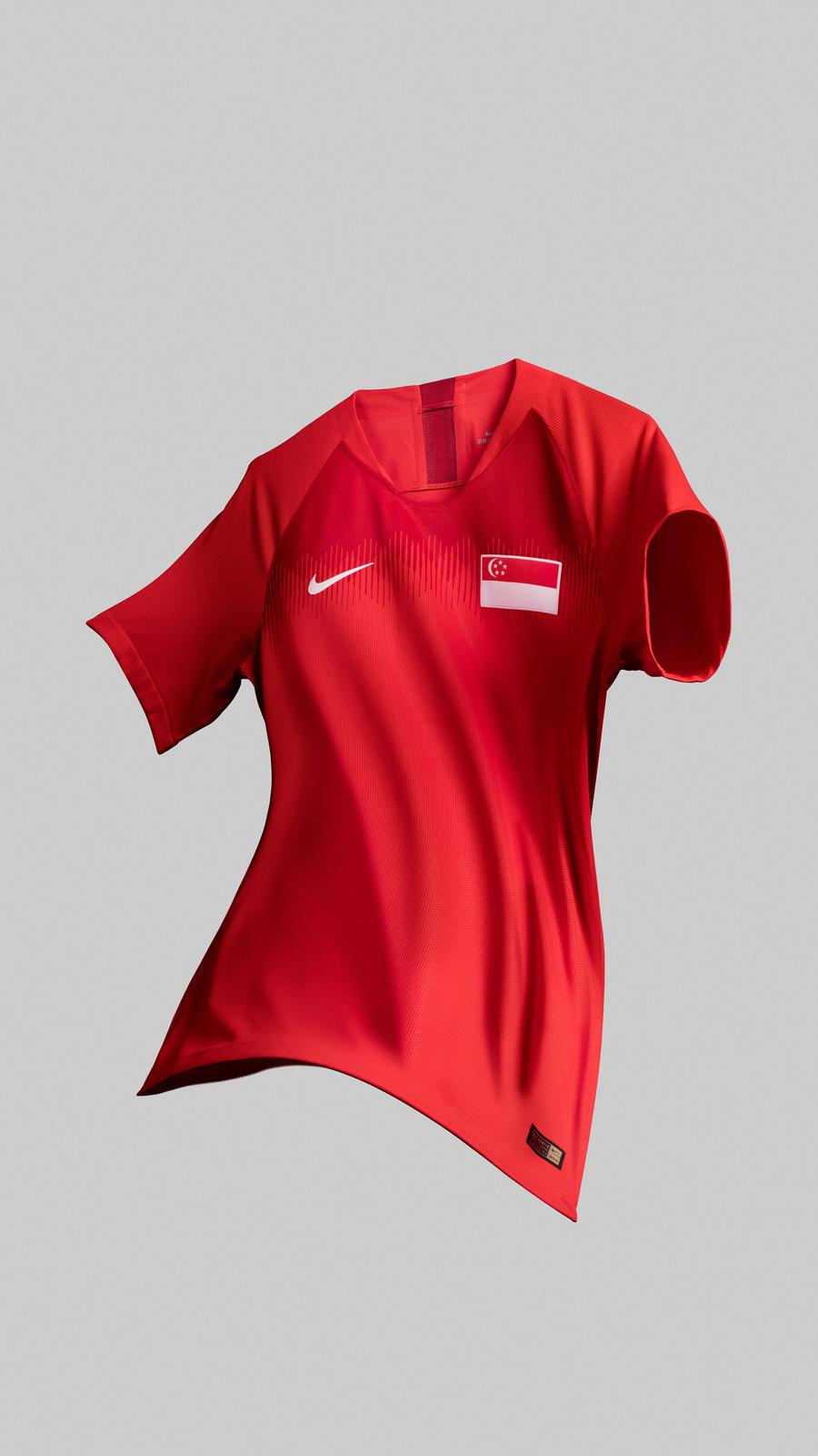 Singapore 2018 Nike Kit - Dream League Soccer Kits