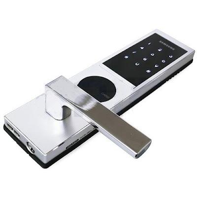 Tiện ích của khóa cửa điện tử