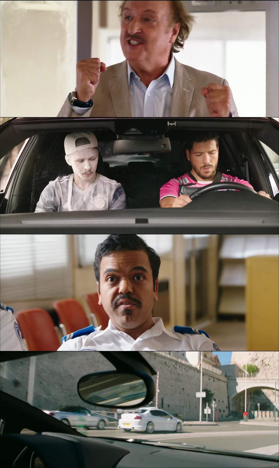 Taxi 5 (2018) HD 1080p Latino