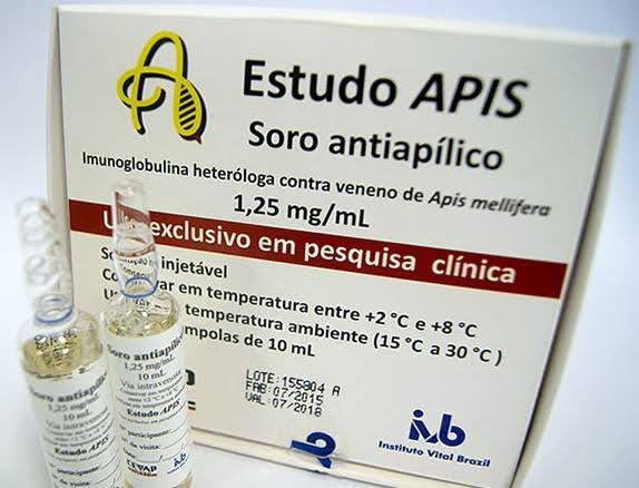 Pesquisa inédita com antídoto para veneno de abelha africanizada entra na fase final para registro do produto