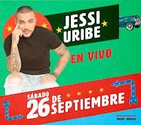 """""""Auto-concierto"""" Jessi Uribe"""