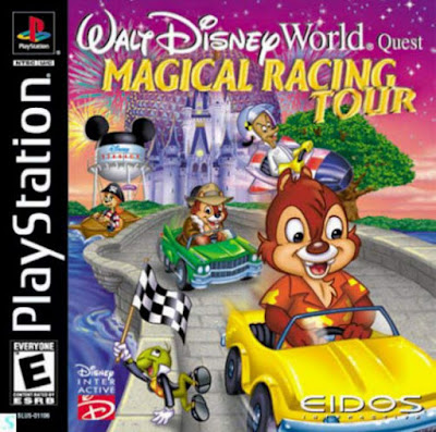 descargar walt disney world quest magical racing tour ps1 por mega