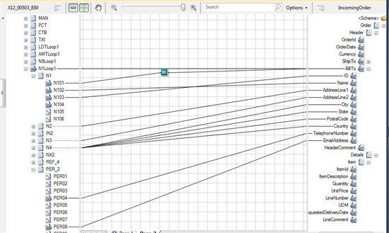 N1 Loop to Billto mapping