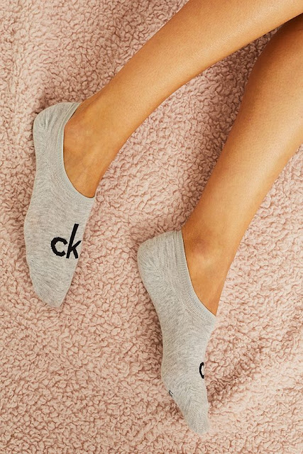 CK Shoe Liner Socks