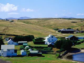 De viajeros por las Islas Malvinas o Falkland Islands 17