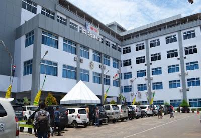 LOKER PERAWAT & AMRO RS AR. BUNDA LUBUKLINGGAU MEI 2019