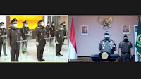 Jaksa Agung ST Burhanuddin lantik 45 pejabat eselon II, Febrie Adriansyah jadi Kajati