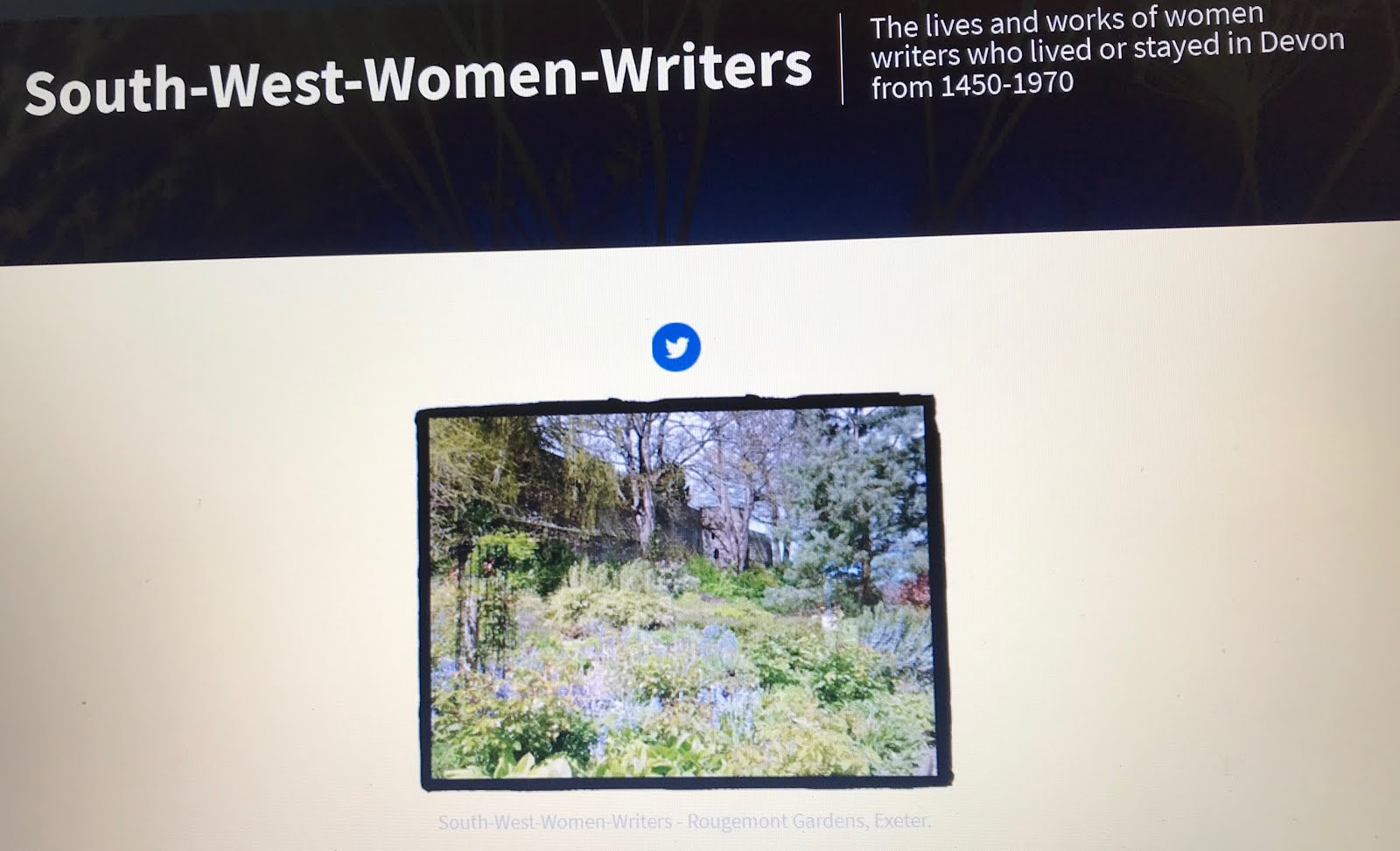 South West Women Writers