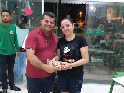 O Moto Prêmios N. Sra. do Carmo realizou mais um Sorteio do Grupão na noite de 5 de Julho de 2019 em Piracuruca: