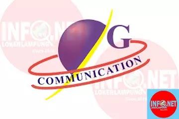 Loker Lampung Sales Promotor Golden Communication