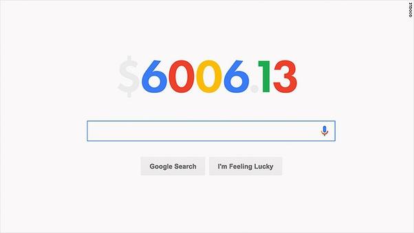 Uma pequena curiosidade que quase ninguém sabe sobre o Google