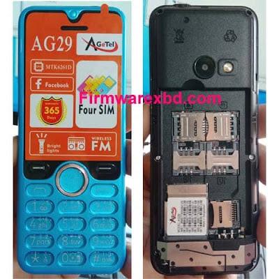 Agetel AG29 Flash File